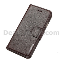 Luxo Case for iPhone 6 Protective Flip Stand Wallet Leather Case Cover Genuine Leather