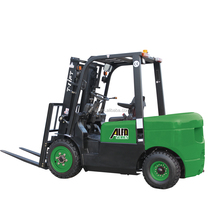 China material handling equipment T-lift 1.5 ton diesel forklift truck price