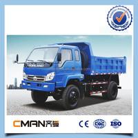 4WD mini dumper foton forland light truck for world market