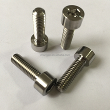 Factory direct supply good price with high quality hex socket cap bolt screw