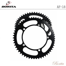 2017 Newest Black 56T CNC Bicycle Chainring