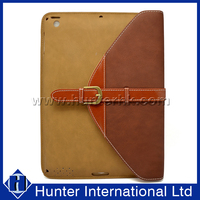 Notebook Design Detachable Tablet Case For iPad 4