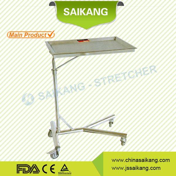 Medical Appliances Simple Customized Treatment Trolley Equipment