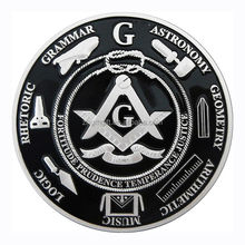 custom metal masonic car emblems wholesale