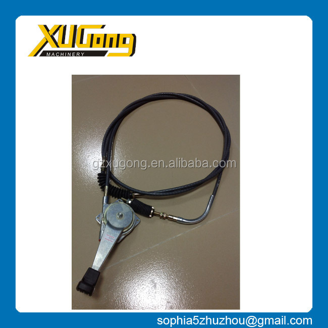 910-60236 electric throttle motor wire accelerator Cable for excavator spare parts