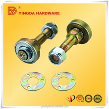 China supplier of 55mm Iron minifix fitting