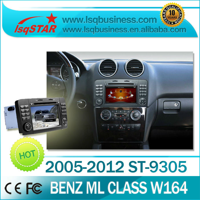 car <strong>gps</strong> for Mercedes ML CLASS ML500 2005-2012