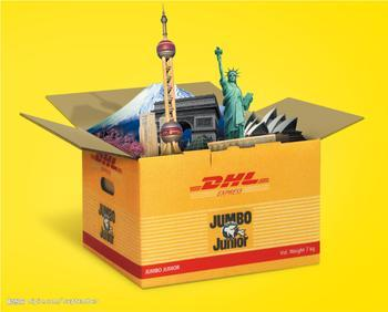 professional dhl express door to door service china to Canada ----Achilles