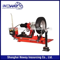 Cheaper customized repair truck tire changer machine