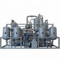 Supply Zhongneng Used/Waste Black Oil Regeneration Equipment, Converting to Yellow Base Oil