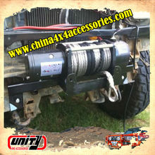 CE certificated OEM 3500lbs to 17000lbs electric winch with electric winch control box