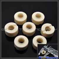 Small 99.5% Al2O3 ceramic ring/gasket