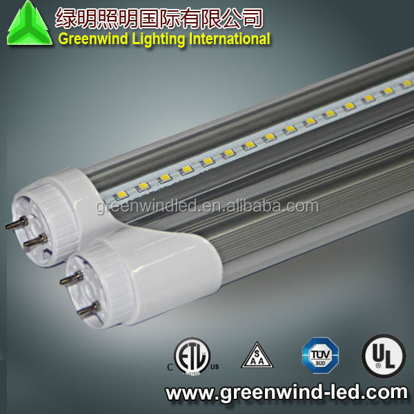G13 ends connect direct to 110-220V wire to power supply high lunen 25w white led tube 88