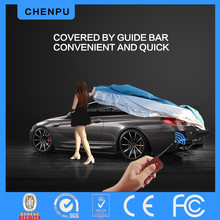 The heated car covers Automatic Car Covers Full Body Cove