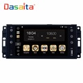 DASAITA 7 inch touch screen Android 8.0 car stereo radio GPS Navigation for Jeep Cherokee wrangler LIBERTY Universal without DVD