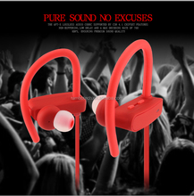 Bluetooth In Ear Style Sporty Headset RU10 Stereo HD Sound For listening Music And Cellphone Call- Sharon