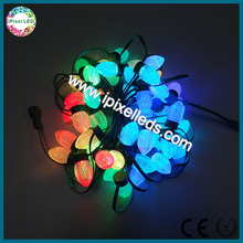 Individually addressable ws2811 5050 rgb led christmas lights