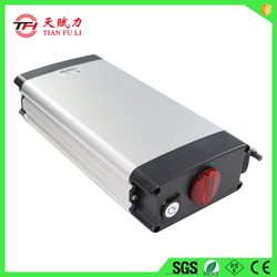 customized e-bicycle battery LFP 36V lithium ion battery
