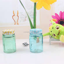 170ml Lead Free Glass Honey Jars Pickles Jars with Screw Top Tin Lid