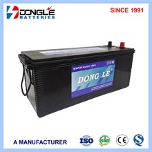 MF64589 German Standard long life design 23 plate car battery 145Ah