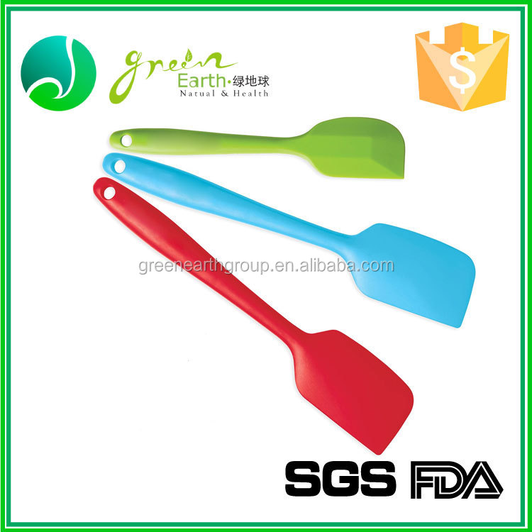 Manufacturer Baking & Pastry Tools Non-stick Baking Tools , Silicone Baking Spatulas