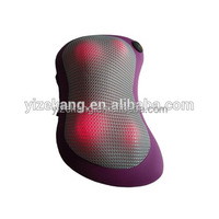 Shiatsu electric vibrating massage pillow