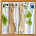 OEM&ODM FSC&SA8000 natural wood spoon and forks