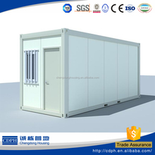 cheapest modular mobile container house for office