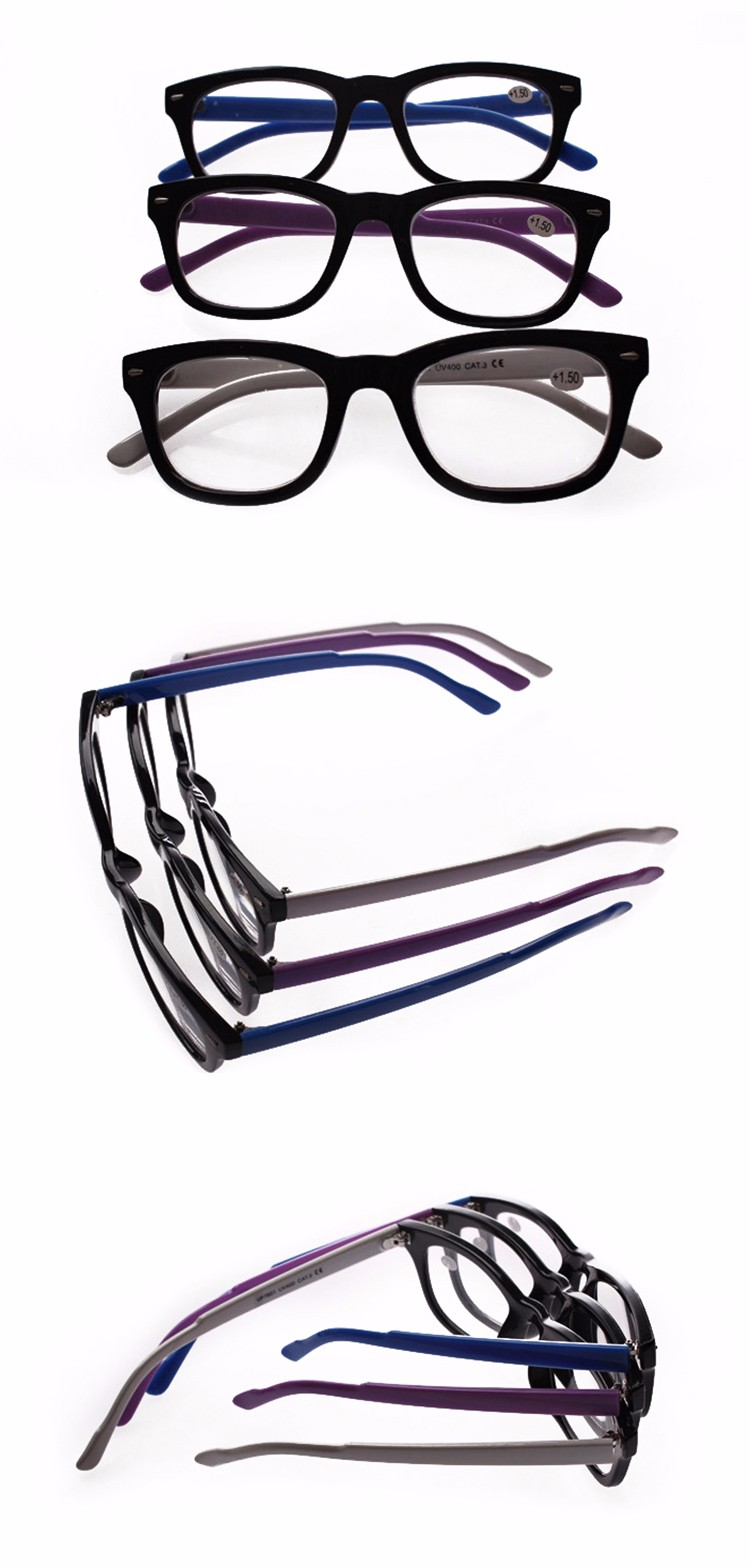 Bulk buy online CE FDA YNJN wholesale bright colorful prescription glasses