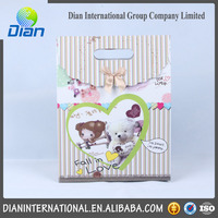 New customized paper bag kraft cheap with low price