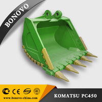 Kubota Excavator buckets K008-3 / high quality excavator bucket at a good price