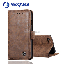 Fashion Bank Card Slot Stand Folio Leather Case For Huawei P10 Lite Wallet Case