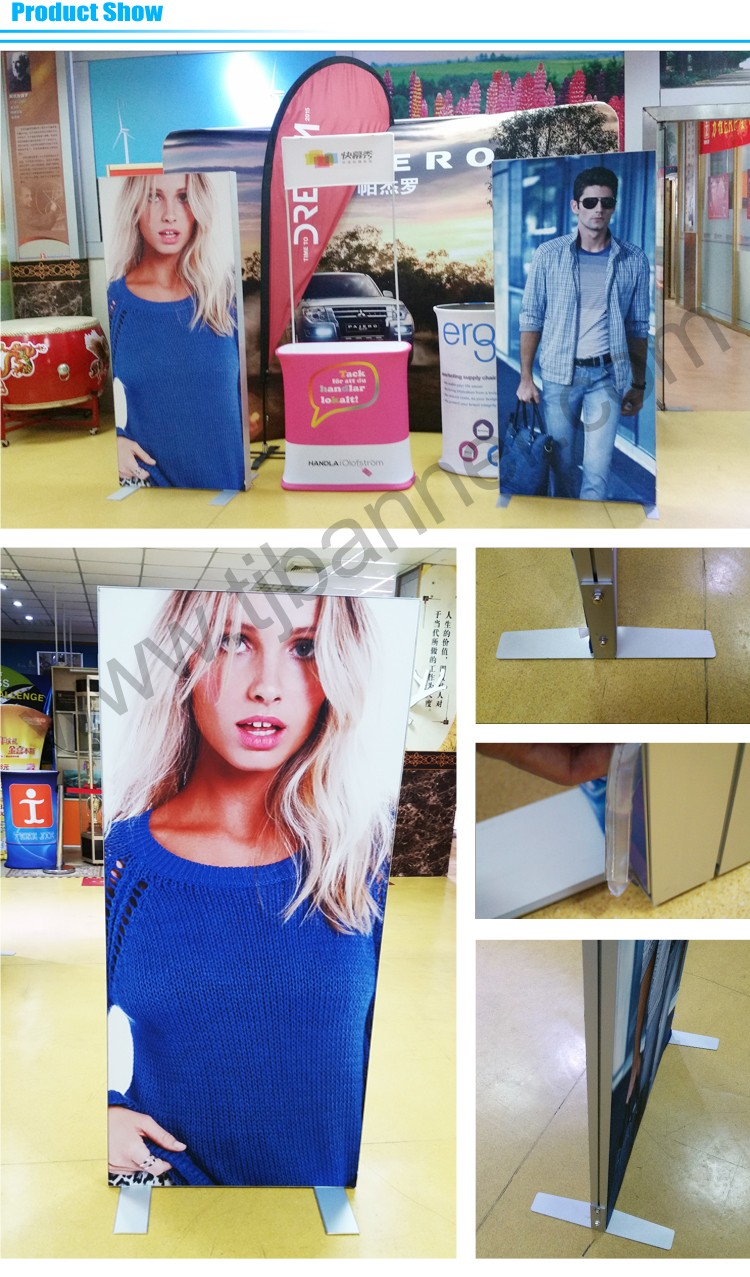 Durable UV printing light box film for advertising