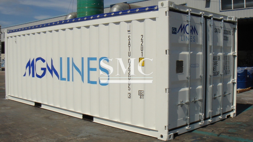 Container,alcohol storage container,1000-liter container