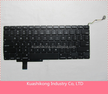 Laptop keyboard original brand new for A1297 2009-2012year US keyboard