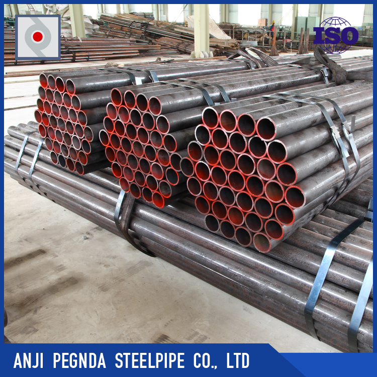 Wholesale Round Cold Drawn Seamless Steel Tube For Drilling Pipe
