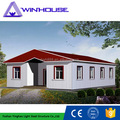 Prefabricated factory building indian modern house design prefab steel frame houses
