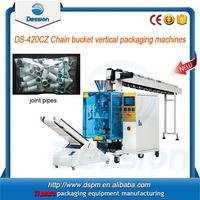 Joint Pipes / Plastic Accessories Bag Vertical Packaging Machine Manufacturer