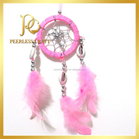 Real Feather Dream Catcher Supplies