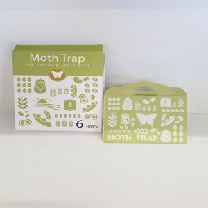 Good Quality And Factory Price Insect Clothes Moth Glue Traps