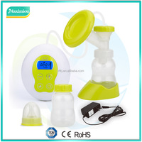 Attractive silicone breastfeeding milk storage bottle set