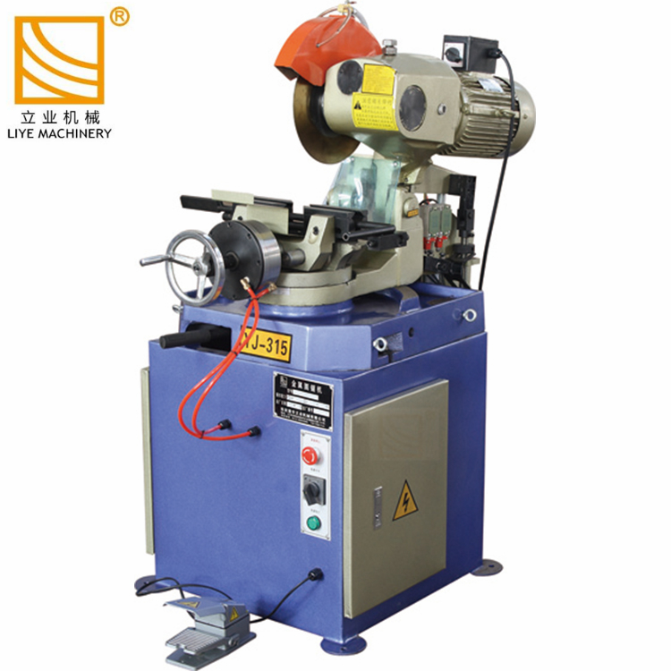 YJ-315Q Circular steel tube cold <strong>cutting</strong> saw machine price