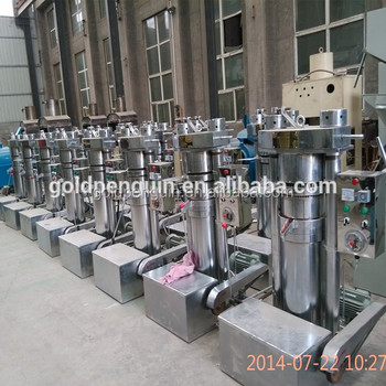 Qie high quality 6YY-230 mini oil press machine price 35-55kg/h