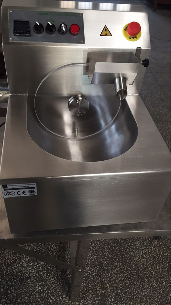 IS-XD-8 New Stainless Steel High Quality Commercial Chocolate Melting Pot Machine