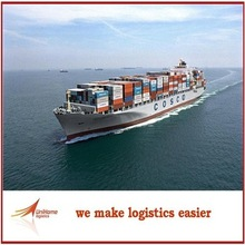 container sea freight rates to Doha of Qatar from Shenzhen Shanghai Hangzhou