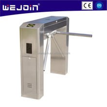 Full-automatic Tripod Turnstile Dropping Arm Turnstile for Pedestrian Security Pedestrian Access Control Three Roller Gate