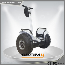 high quality lithium battery powered 2 Wheel off road hoverboard with bag
