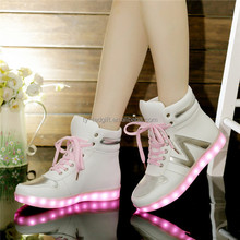 LED shoes wholesale sports casual shoes