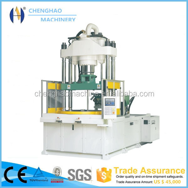 300 ton high pressure traffic cone pvc injection molding machine