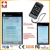 GEN2 EPC UHF RFID PDA READER WITH ANDROID 4.0 VERSION